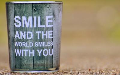 Lächeln bewirkt Wunder