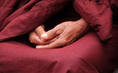 Stark durch Meditation